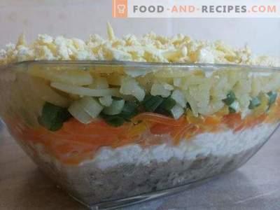 Mimosa Salad: A Classic Recipe