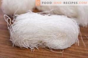 Funchoza: benefit and harm