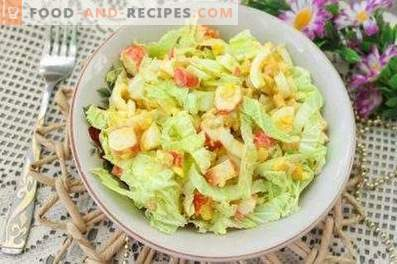 Salads for the New Year