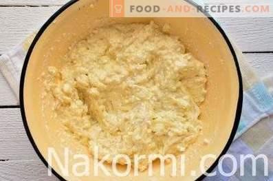 Hüttenkäse-Auflauf mit Nudeln