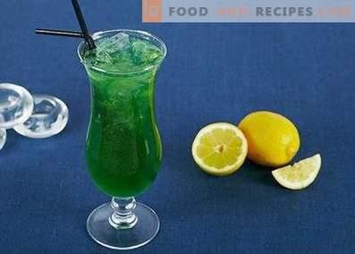 Coctel de hadas verde